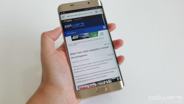 Tem um Samsung Galaxy Note5 ou S6? Ainda poderá receber uma atualização