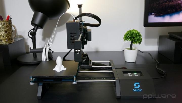 Análise: Impressora 3D Selpic Star A – a opção ideal para começar no mundo da impressão 3D