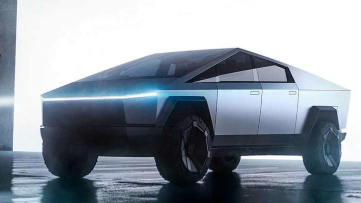 Elon Musk Cybertruck Tesla design mudanças