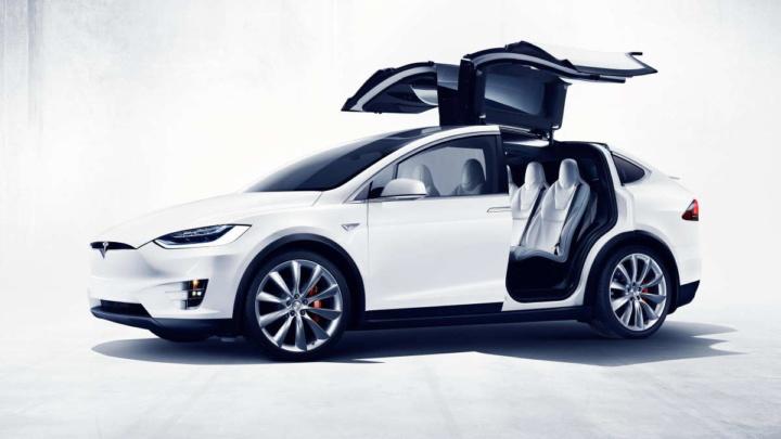 Tesla Model X atacar roubar minutos