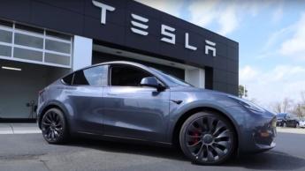 Imagem Tesla Model Y
