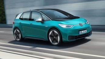 ID3, primeiro elétrico da Volkswagen