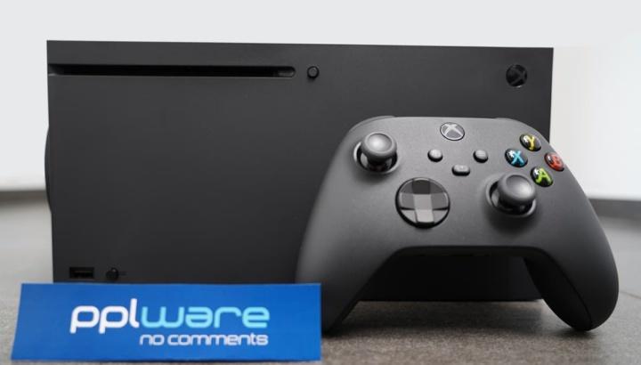 Imagem consola de jogos Microsoft XBOX Series X