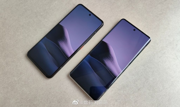 Images related to the Xiaomi Mi 11 and Mi 11 Pro smartphones