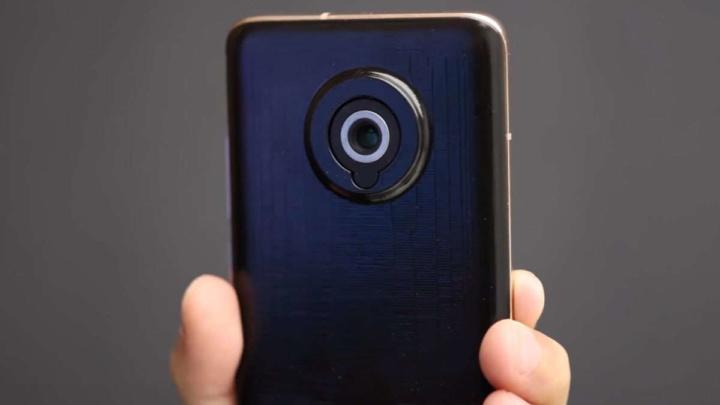 Xiaomi fotografia lente telescópica smartphones