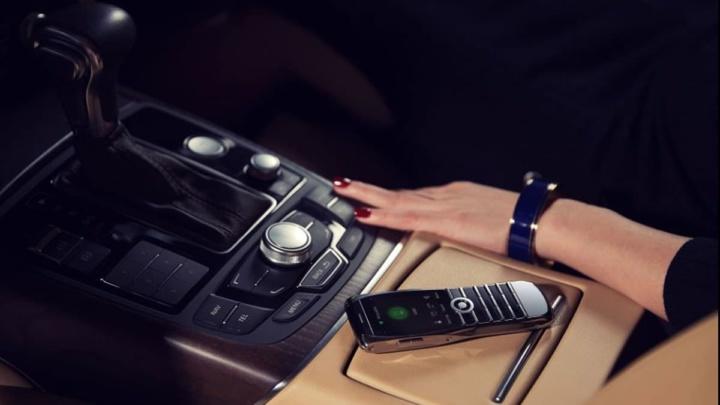 Imagem do Xor, um telemóvel de luxo que custa mais de 3 mil euros