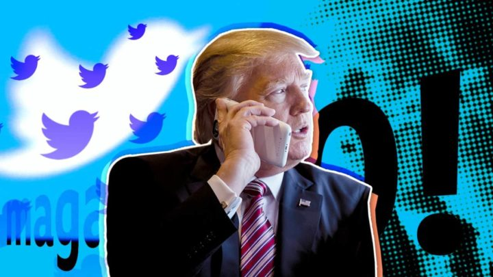 """Está confirmado! Password de Trump no Twitter era mesmo """"maga2020"""""""
