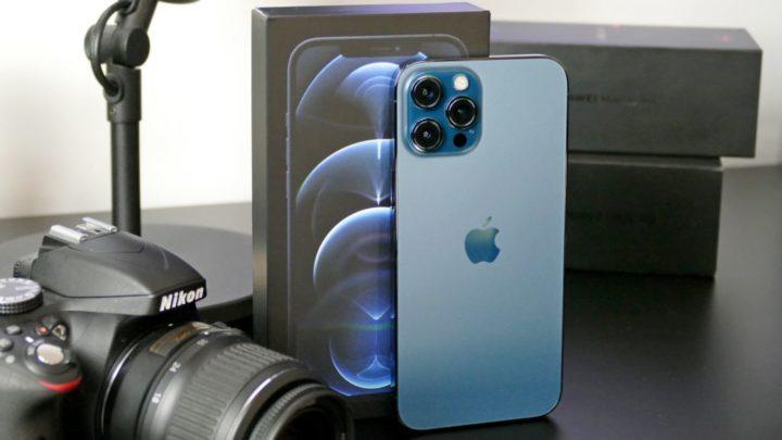 iPhone 12 vendas receitas smartphones