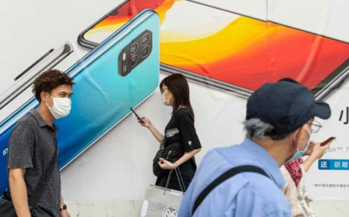 Xiaomi tira a Apple do TOP 3 de vendas de smartphones
