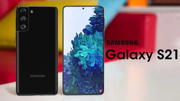 Samsung Galaxy S21 vídeo informação