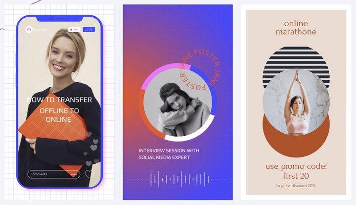 As melhores apps para criar Instagram Stories únicas
