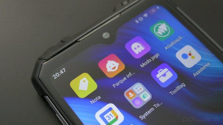 Análise: Oukitel WP8 Pro - um rugged phone aprovado e disponível por 160 €