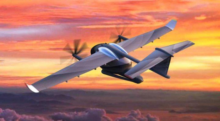 Avião elétrico STOL Metro Hop pode decolar numa pista de 25 metros