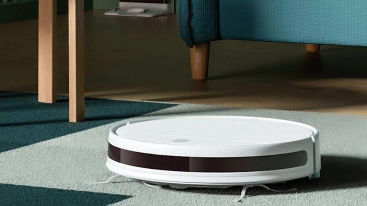 Robô aspirador Xiaomi Mijia G1 - livre-se das limpezas de casa... mas a baixo custo