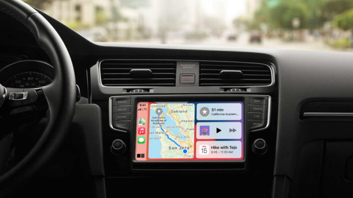 Apple carro baterias informação ideia