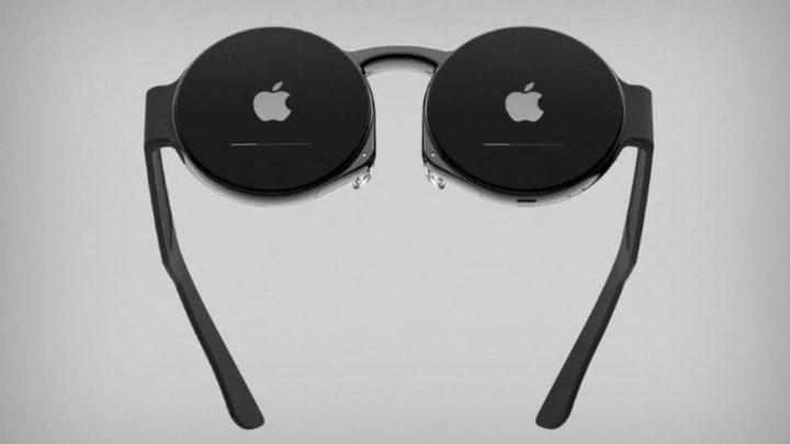 Imagem ilustração Apple Glass