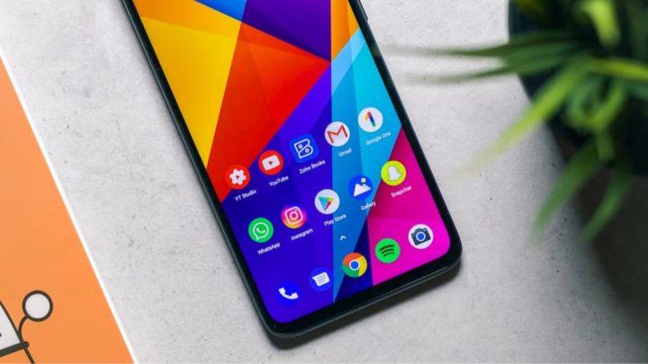 Imagem ilustração de aplicações móveis para 2021