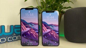 Imagem iPhone 12 pro e iPhone 12 Pro Max 5G