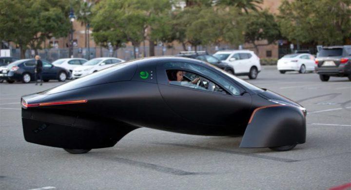Aptera 3: O estranho carro elétrico recebeu mais de 3 mil encomendas
