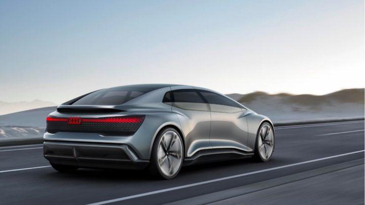 Audi Landjet: um carro elétrico da marca alemã com design
