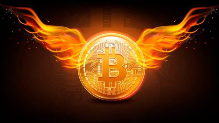 Novo registro de bitcoin: a criptomoeda atingiu $ 27.000