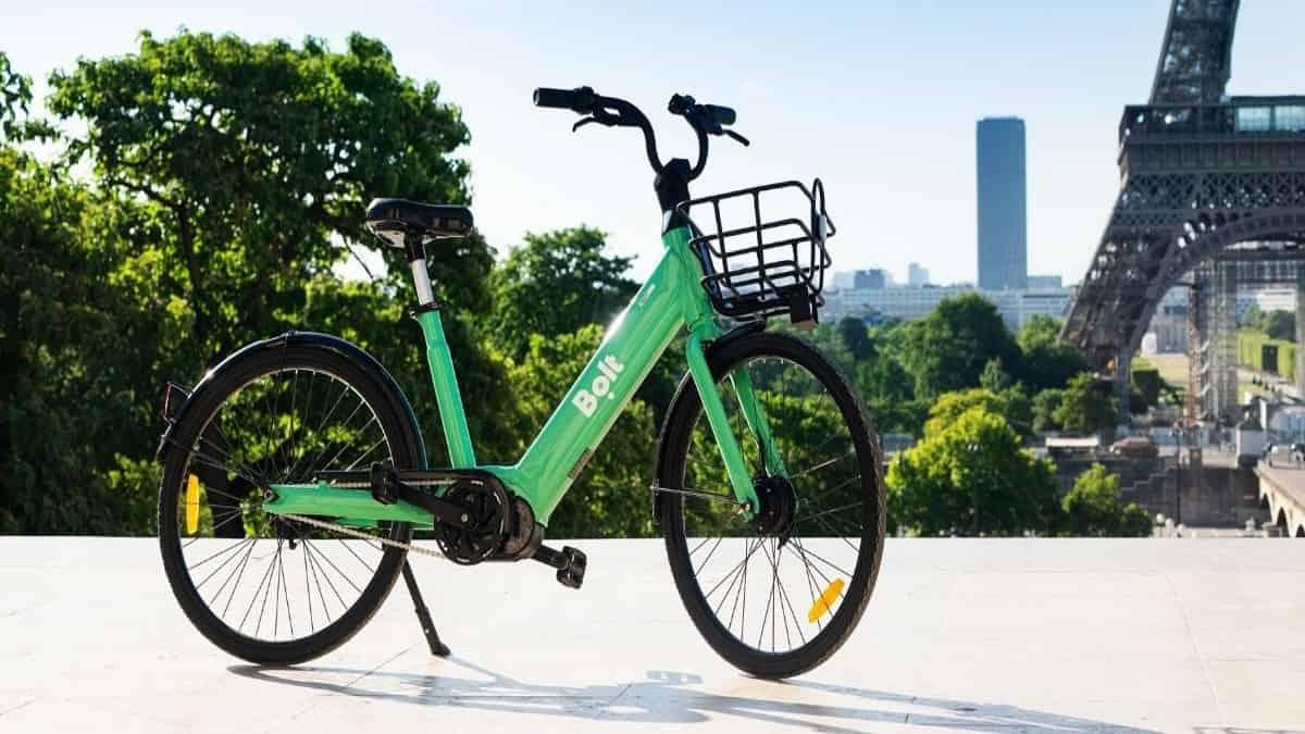 Bicicletas Bolt.