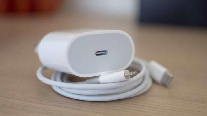 Imagem carregador Apple