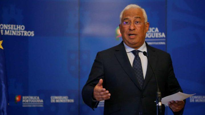 António Costa: Conheça as restrições que estarão em vigor no país até 7 de janeiro