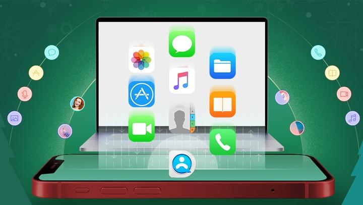 Precisa de transferir dados para o seu iPhone? Aproveite o melhor gestor ao melhor preço