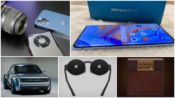 E os destaques tecnológicos da semana que passou foram... - OPPO, Xiaomi, Samsung, Huawei, iPhone