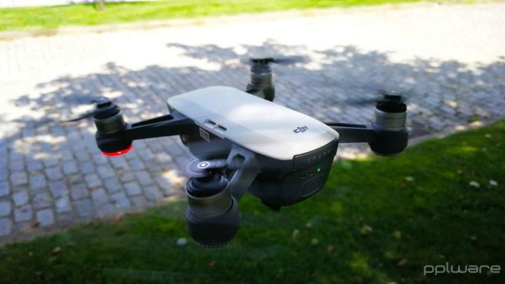 DJI EUA drones mercado empresa
