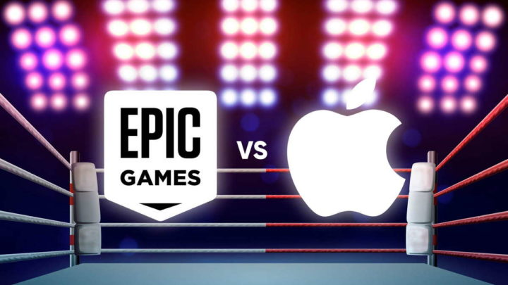 Epic Games Apple Tim Cook Craig Federighi tribunal
