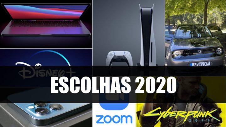 Escolhas Tecnológicas 2020 - Queremos saber a sua opinião!