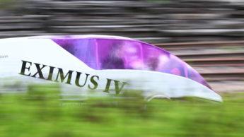 Eximus IV: recorde de eficiência energética.
