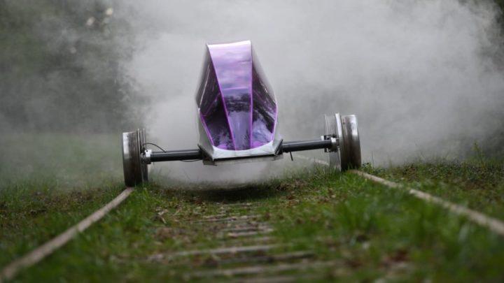 Veículo elétrico Eximus IV