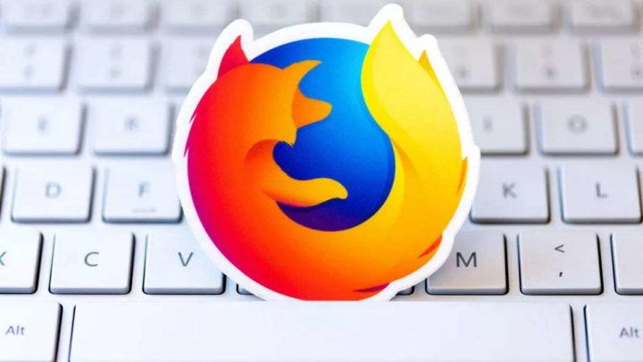 Firefox Mozilla atualização antivírus problemas