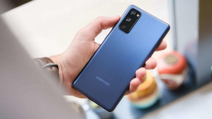 Samsung One UI 3.0 Galaxy S20 FE Android 11 novidades
