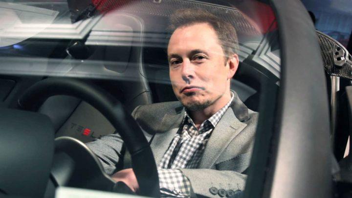 Elon Musk, CEO da Tesla.