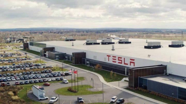 Gigafactory Berlim, Tesla.