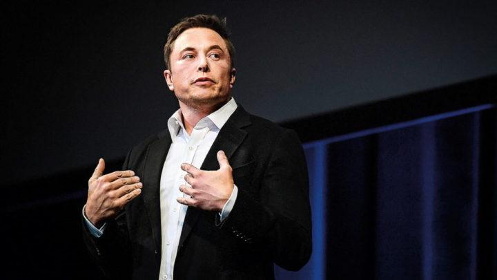 Imagem Elon Musk, CEO da Tesla