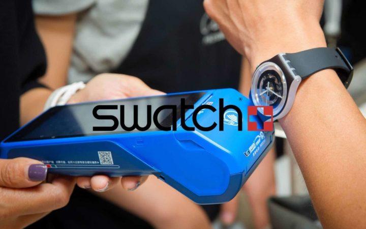 SwatchPay: Relógio de ponteiros que faz pagamentos por contacto
