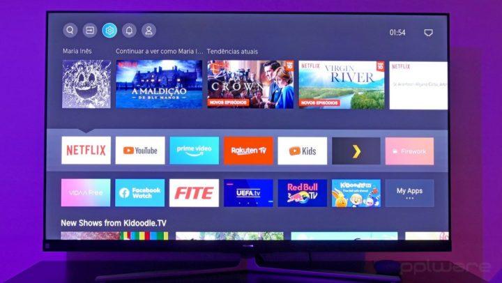 Análise: TV Hisense ULED 65U8QF