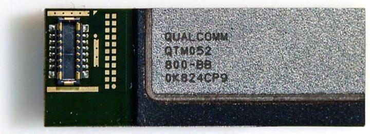 Imagem chip 5G Qualcomm