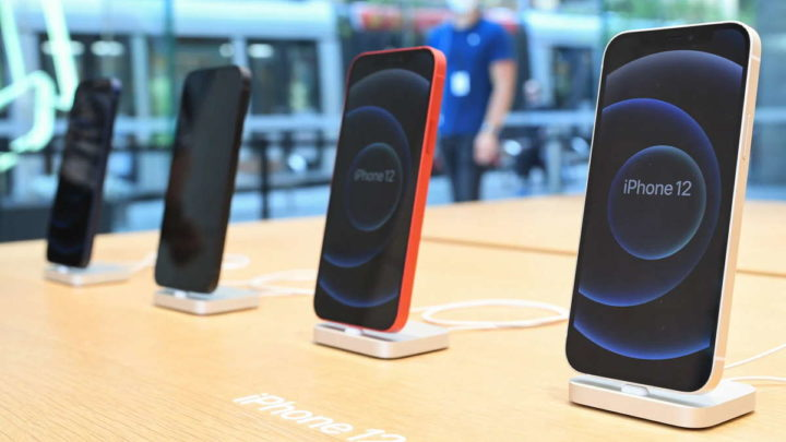 Apple iPhone 12 wireless carregamento problemas