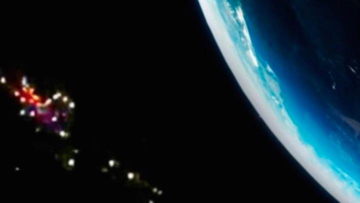 Imagem de OVNI capturada pela NASA