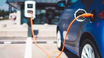Automóveis elétricos.