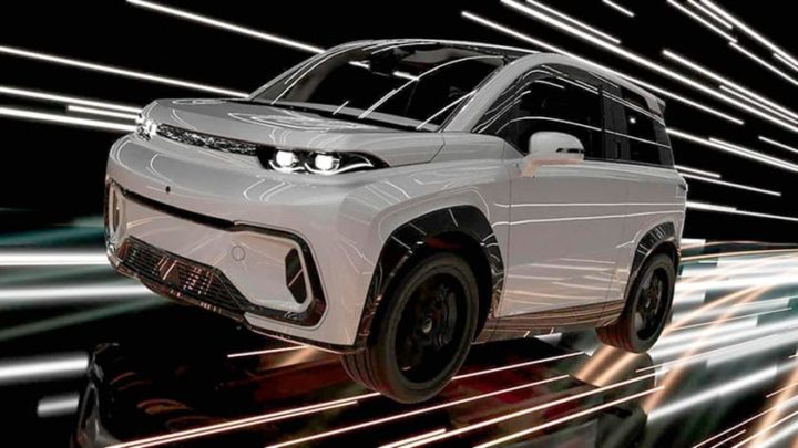 Kama-1: O carro elétrico russo de 4 lugares que custa apenas 16 mil euros