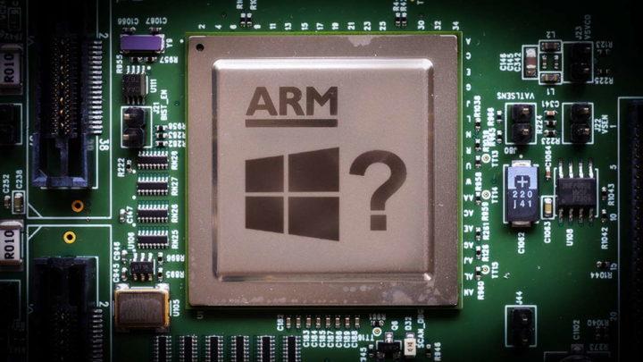 Arquitetura de superfície Microsoft SoC ARM