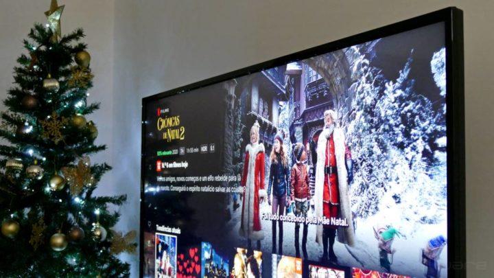 Os melhores filmes de Natal para assistir na Netflix e HBO Portugal