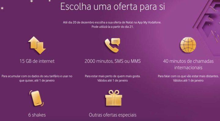 Você é cliente da Vodafone?  A operadora oferece ligações gratuitas neste Natal